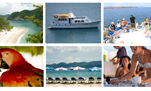 Island Tours in Playa Hermosa, Costa Rica