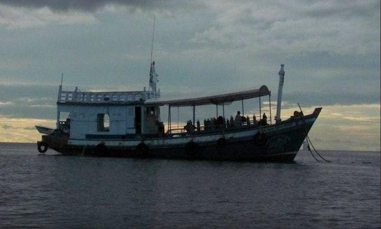Davy Jones Locker Fun Diving In Surat Thani