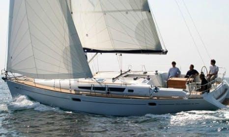 Sailing Sun Odyssey 45 Valentina  in Tropea, Italy