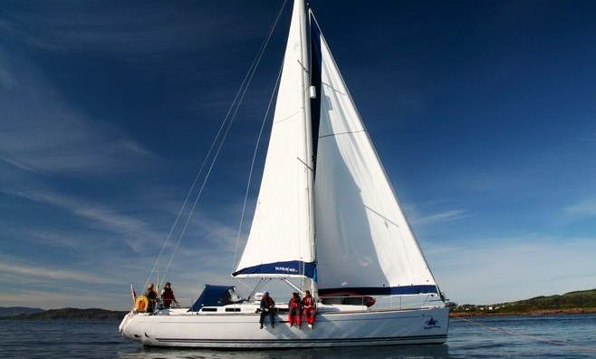 """Sailing Charter On 45ft """"Emotion"""" Dufour 455 Cruising Monohull In Tropea, Italy"""