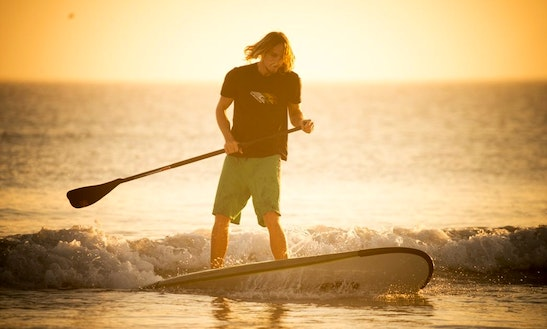 Sup Rentals And Courses In Mallorca