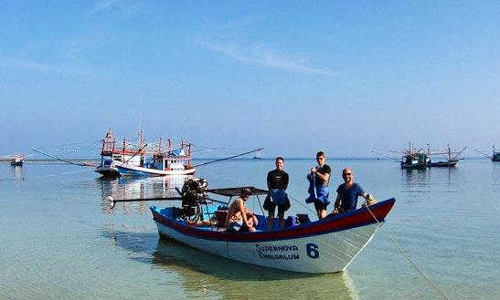 Snorkeling In Ko Pha-ngan