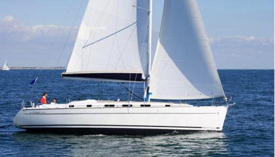 Charter 43' Sailboat In Malta