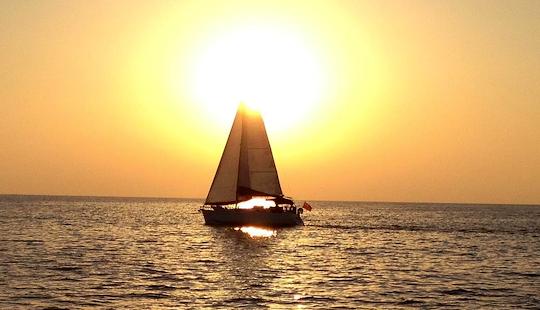 Jeanneau Sun Odyssey 34.2 Sailing Charter In Malta