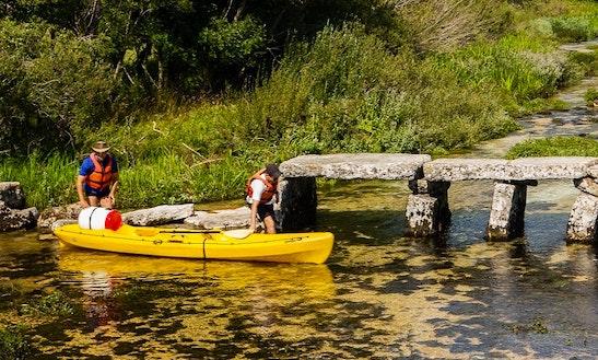 Kayak Tours In Vrlika