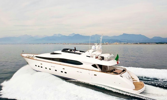 Sea Jaguar Yacht Charter In Palau