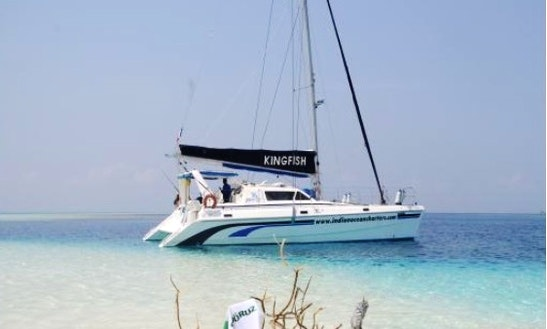 S/y Kingfish Cruising Catamaran In Palau