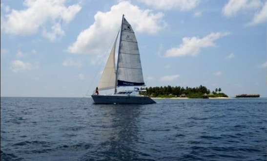 49ft S/y Sailfish Yacht Charter In Palau, Maldives