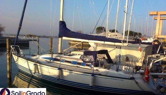 X-yachts X382 Luxury Sailing In Italy