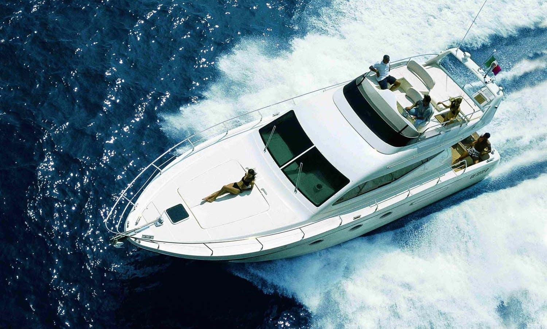 Italian Luxury Motor Yacht Carnevali 42
