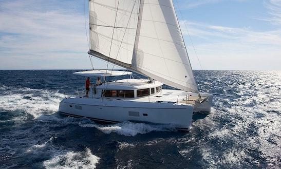 Mediterraneo Charter  Luxury  Lagoon 420 In Alimos