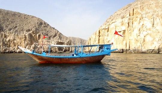 Full Day Dhow Cruise To Khor Sham