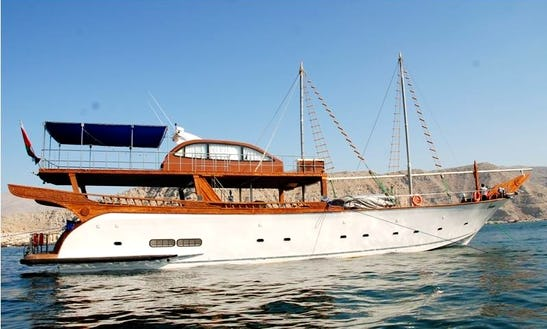 2 Days Private Charter By Rubba In Khasab
