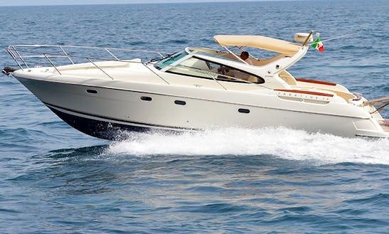 Prestice 36 Bowrider Captained Charter In Minori, Salerno, Italy