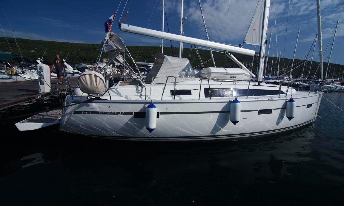 Bavaria 37 Cruiser - Maestral (2014)