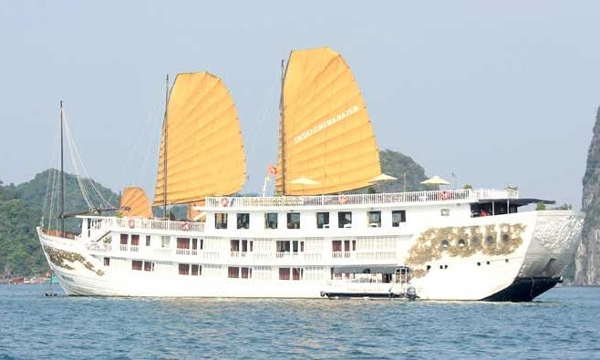 Indochina Sails 2 Days/1 Night in Halong Bay