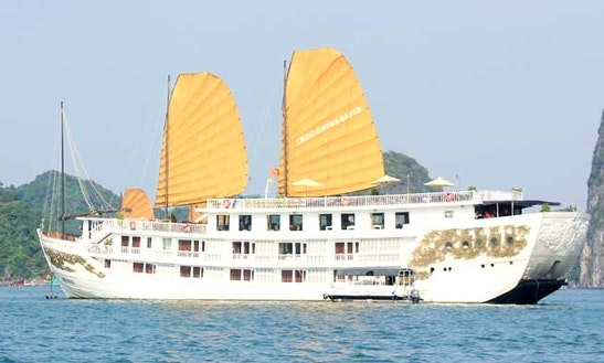 Indochina Sails 2 Days/ 1 Night