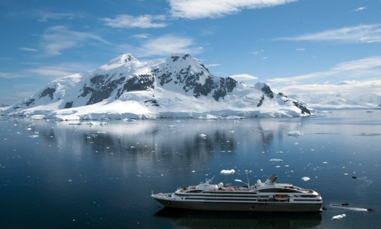 Luxury Expedition Cruise In Antarctica
