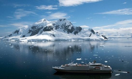 Luxury Expedition Cruise In Antarctica