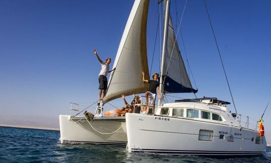 Rent Cruising Catamaran In Corralejo