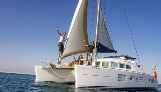 Rent Cruising Catamaran In Corralejo