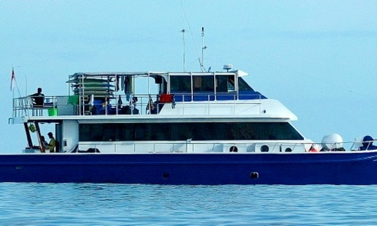 Naga Laut Surf Charter Boat In Bali