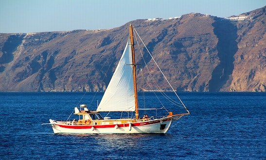 Traditional Sailing Boat