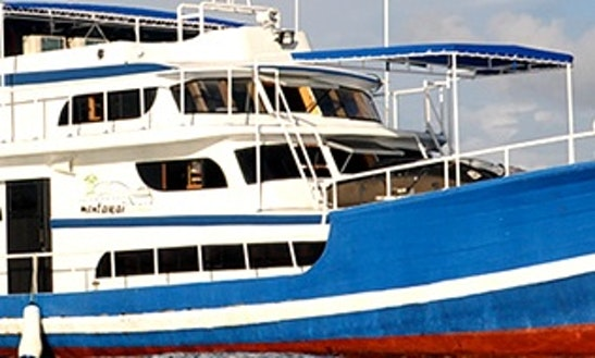 Star Koat Passenger Boat Hire In North Jakarta