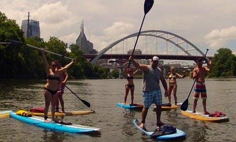 Rent Standup Paddleboard in Nashville