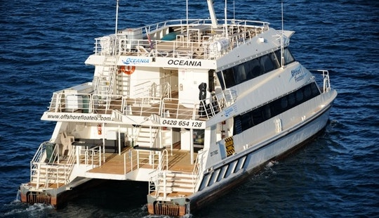 Cruise Abrolhos Islands On