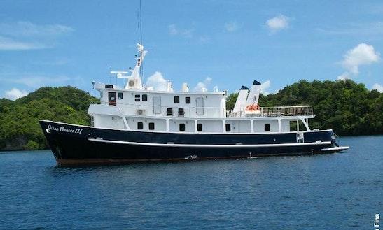 Cruise Australia On Ocean Hunter Iii