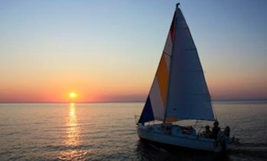 22' Morgan Sailboat In Bayfield