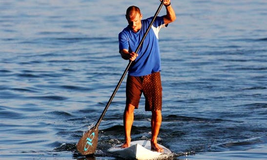 Hire A Sup At Golden Beach