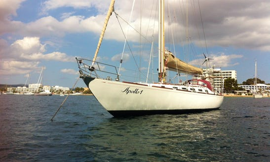 Charter Swan 51 Hire In Sant Antoni De Portmany
