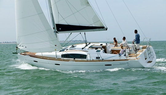 Hire Sailing Yacht Oceanis 40 In Sant Antoni De Portmany