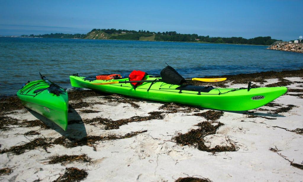 1 Person Sea Kayak