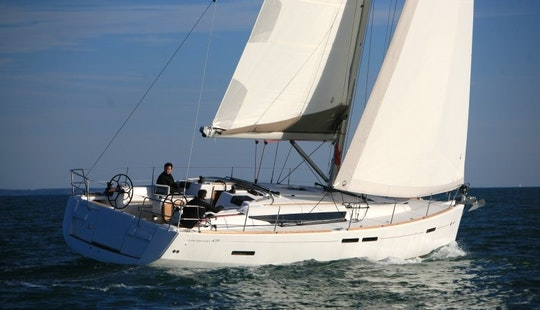 Sailboat Charter Hire In Sant Antoni De Portmany