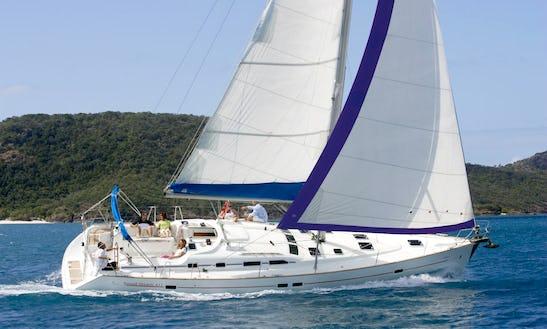 Oceanis Clipper 47 Sailing Charter Hire  In Sant Antoni De Portmany
