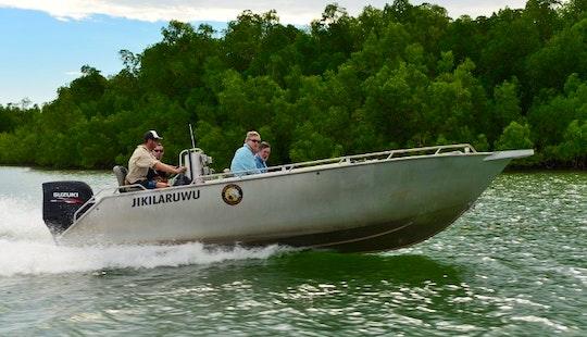 Bathurst Island Lodge Guided Fishing Charter