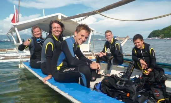 Action Divers Scuba Diving Trips & Courses In Puerto Galera