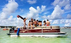 Pontoon Rental in North Miami Beach
