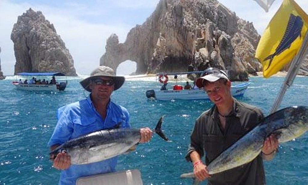 35ft cabo sport fishing charter in cabo san lucas mexico