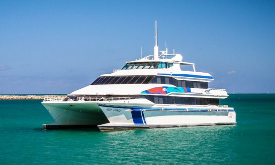 11 Day Great Barrier Reef Luxury Cruise