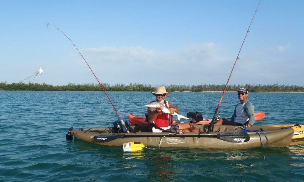 guided kayak fishing in key west getmyboat