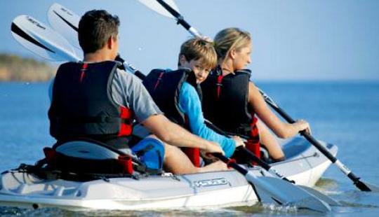 2 Person Kayak Rental In Langebaan South Africa