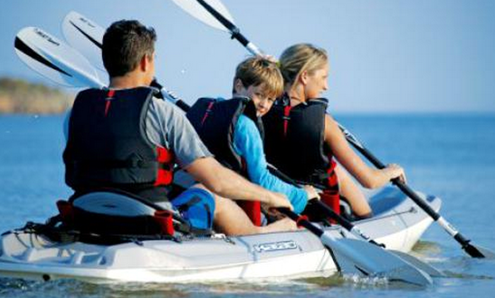 2 Person Kayak Rental In Langebaan South Africa