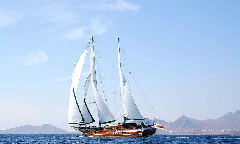 Sailing Yacht Hyulet Hire in Odessa