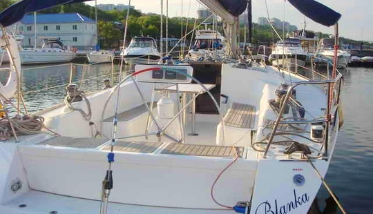 Sailing Yacht Blanca Hire In Odesa