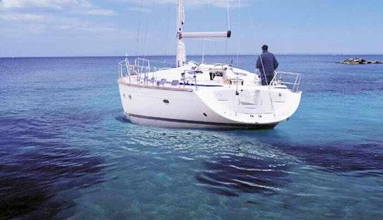 Sailing Yacht Bavaria Hire In Odessa