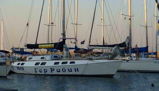 Sailing Yacht Ger Robin Hire In Odessa